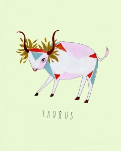 katy-smail-horoscope-illustrations-Taurus-480x600