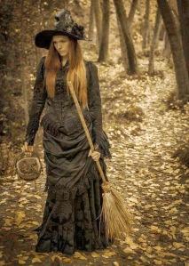 la bruja de otoño