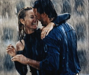 Couple-In-Rain